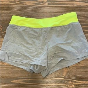 Danskin Now Workout Shorts With Internal Lining